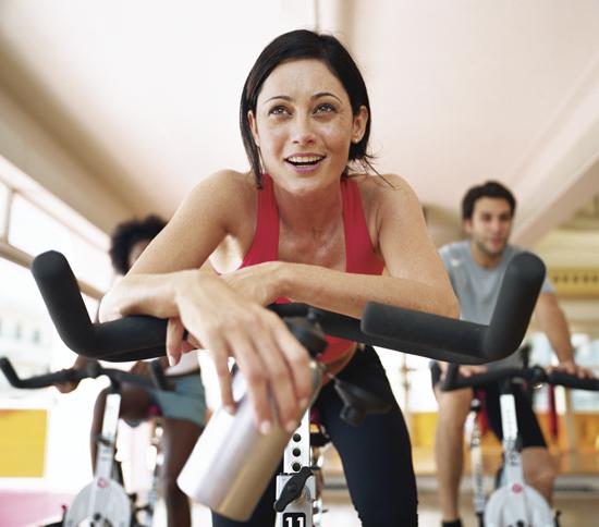 Spinning Fitness
