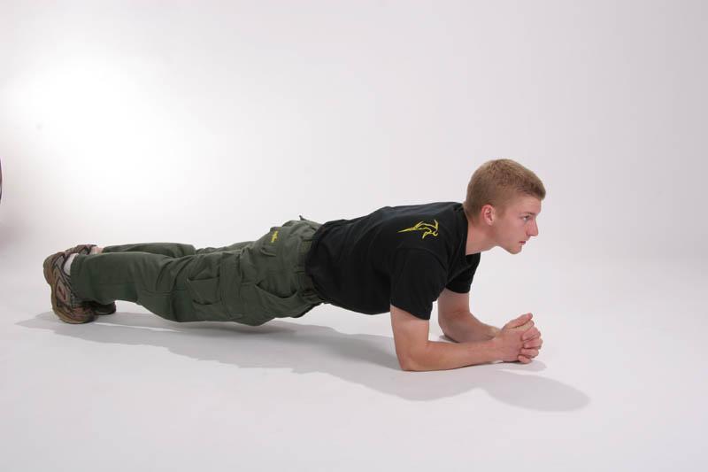 Plank Buikspieroefening   Buikspieroefeningen